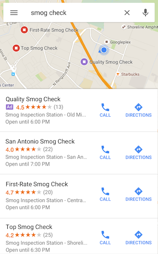 Locations Extensions Google Adwords