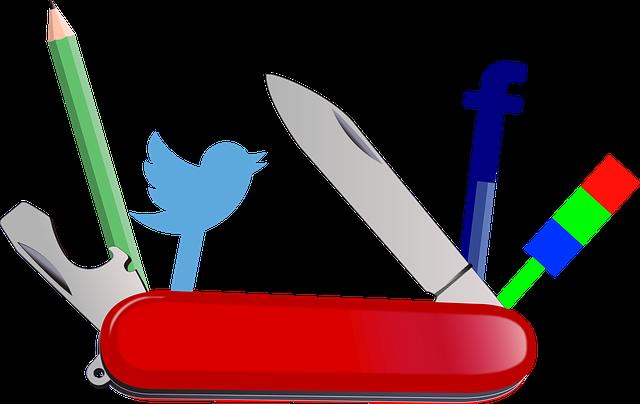 6 Free Tools Social Media