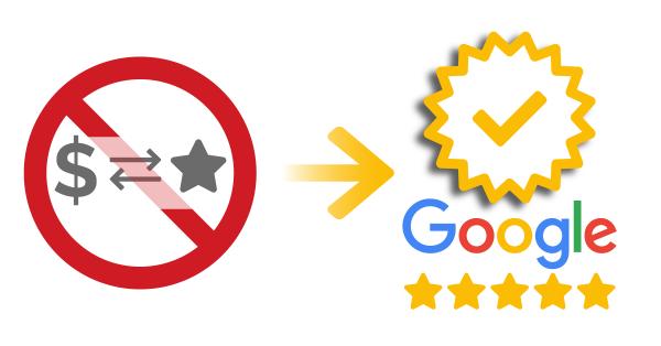 Don't Buy Google Reviews